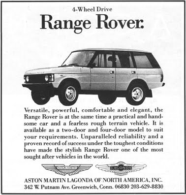 land rover north america inc His suit named jaguar land rover north america, based in mahwah, new  jersey, and its british parent company, jaguar land rover ltd,.