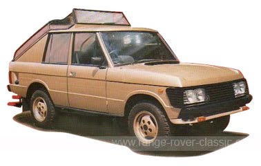 Glenfrome Ltd Uk Range Rover Classic
