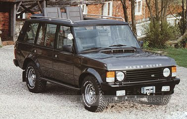 Vantagefield of London - UK - Range Rover Classic